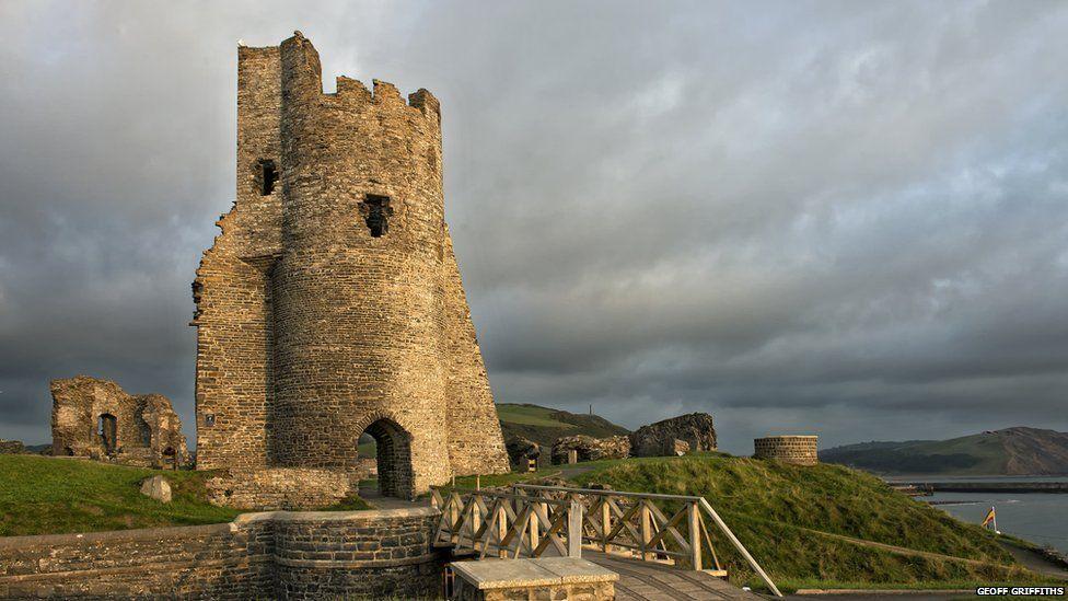 Castell Aberystwyth / Aberystwyth castle