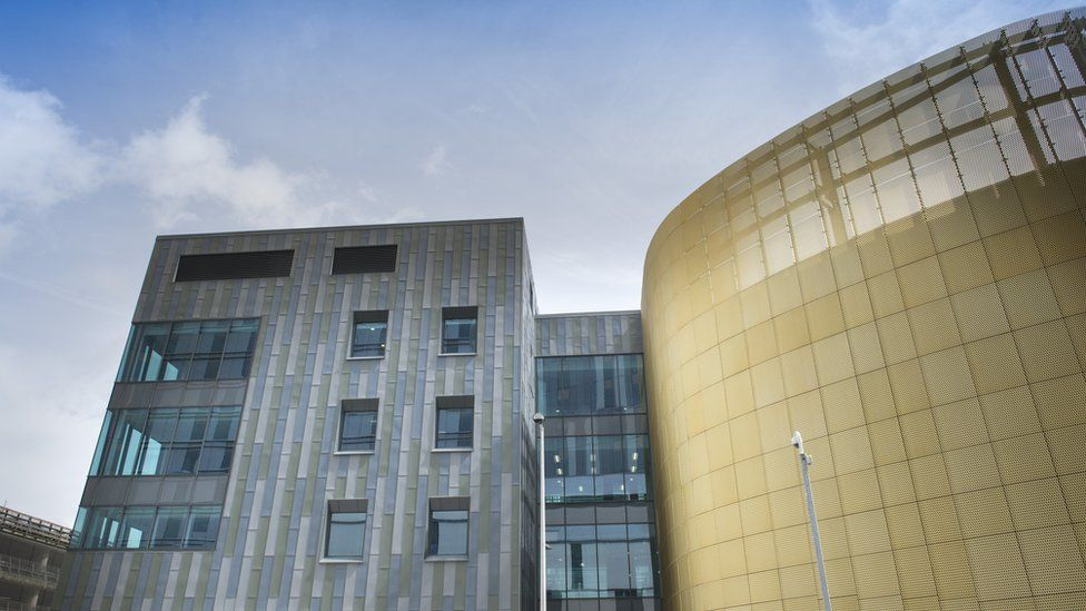 Glasgow University clinical innovation zone