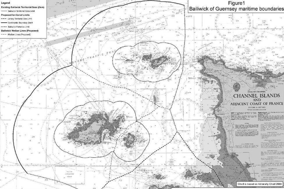 Entire Bailiwick's territorial waters quadruple