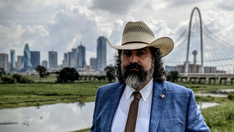Daniel Serralde, chief of staff for the Dallas county Republican party.