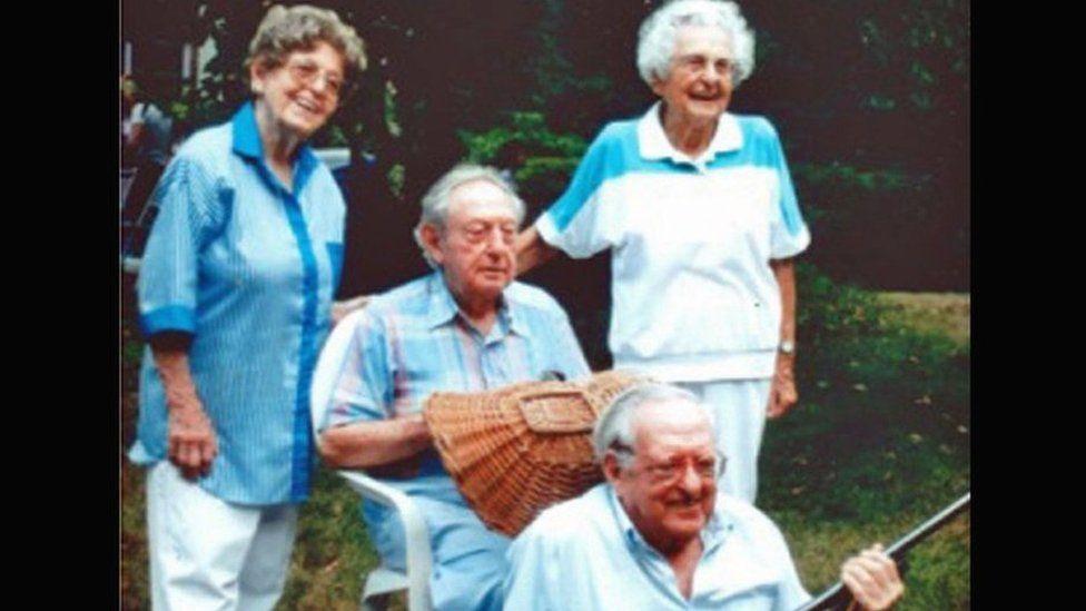 Os 4 irmãos centenários que podem ajudar a desvendar o segredo genético da longevidade