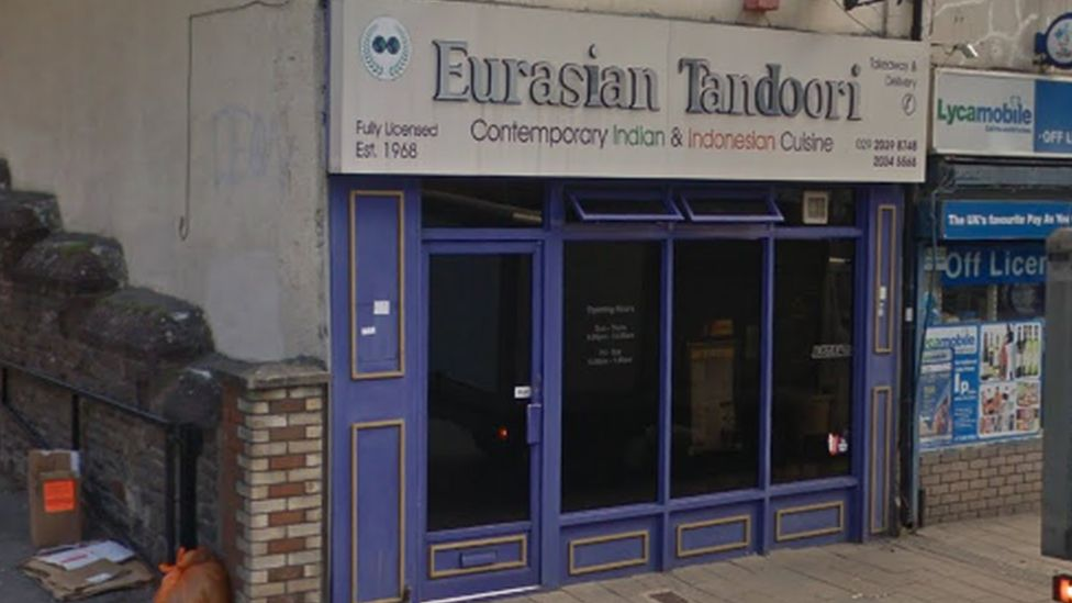 Eurasian Tandoori restaurant