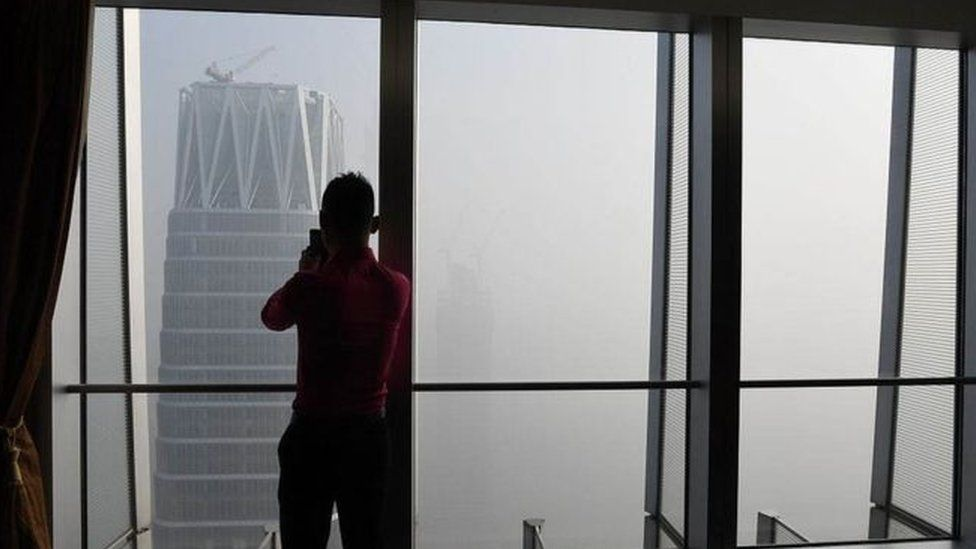 Pekín, la ciudad donde no puedes escaparte de la contaminación ni siquiera dentro de tu casa
