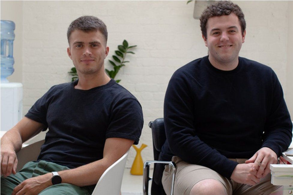 Ban Conversion Therapy is a new organisation set up by Matthew Hyndman (left) and Harry Hitchens (right)