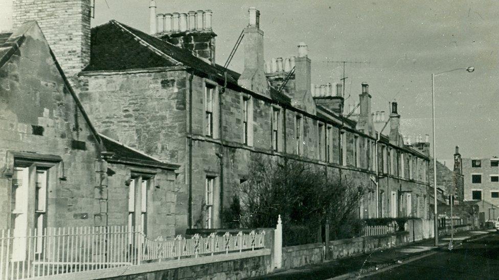 Gordon Terrace in Ayr