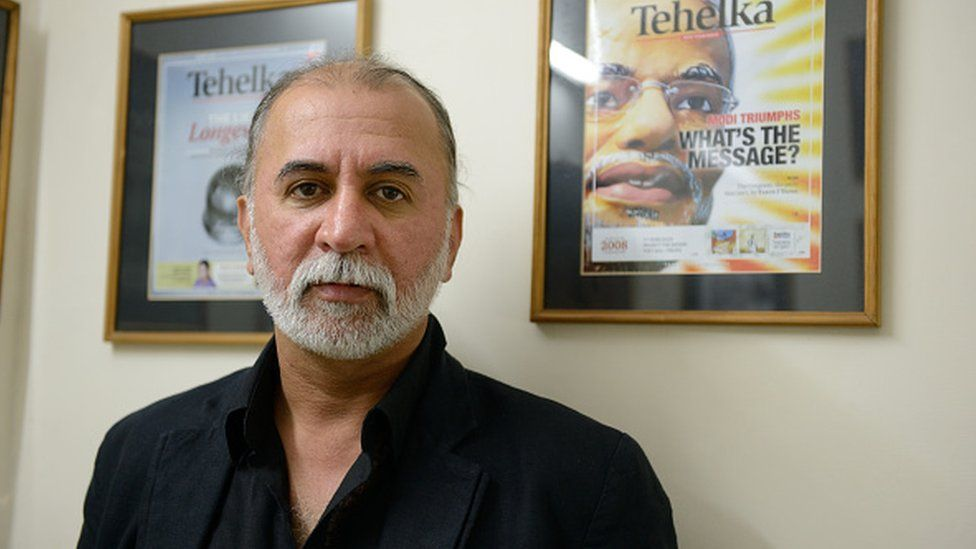 Tarun Tejpal, the former editor of Tehelka news magazine, was accused of raping a colleague