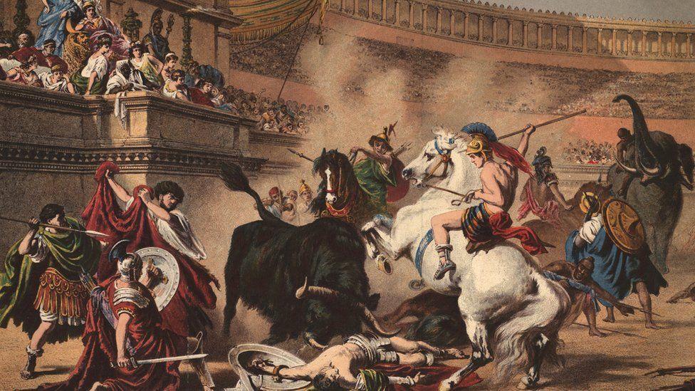 La verdad sobre los gladiadores, los atletas más famosos de Roma
