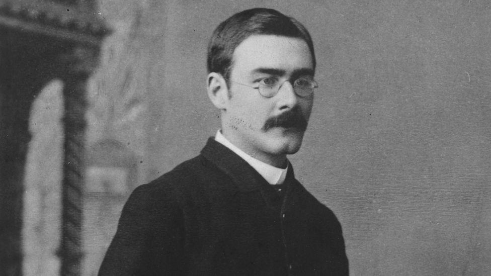 Rudyard Kipling, 1905