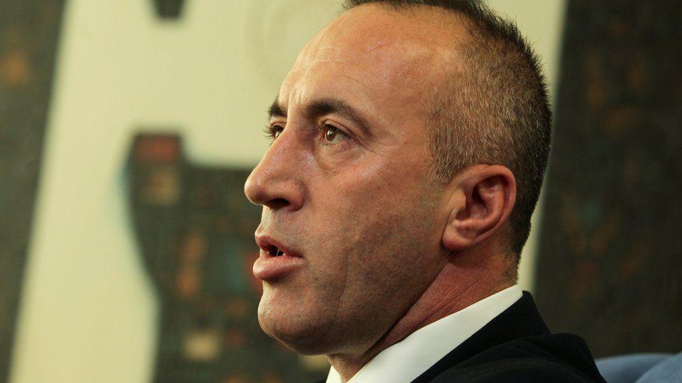Kosovo PM Ramush Haradinaj