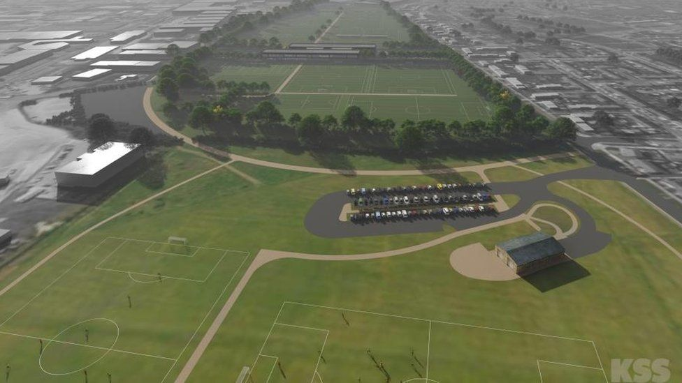 How the new Academy site could look