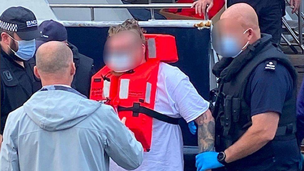Men arrested over cocaine haul