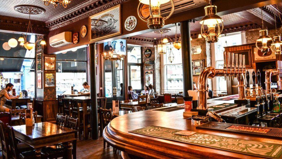 George IV bar