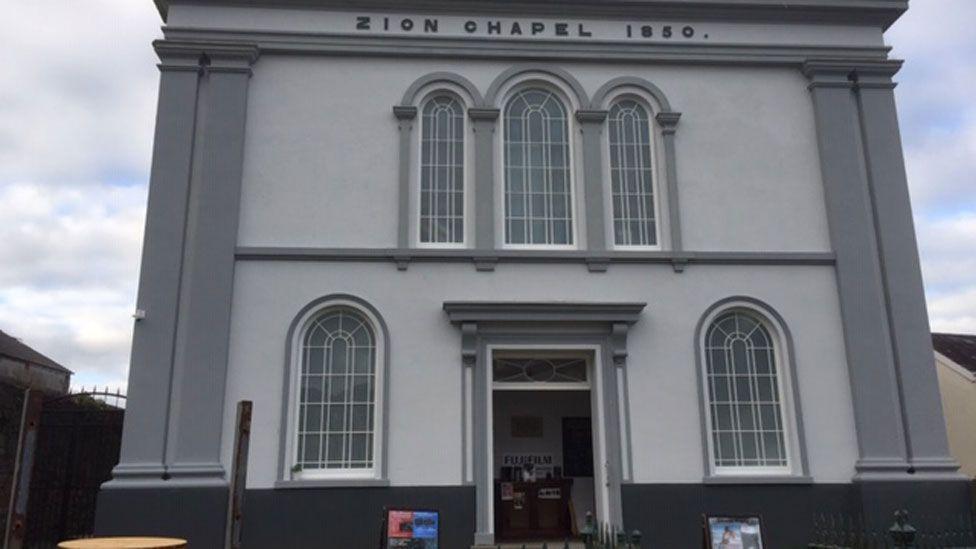 Former Zion chapel