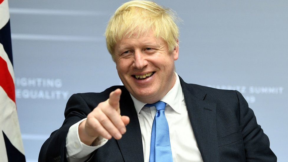 Newspaper headlines: 'Brexit endgame' and Johnson warning for rebels
