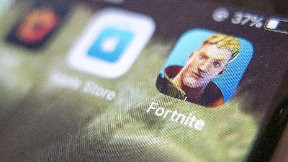 Fortnite app
