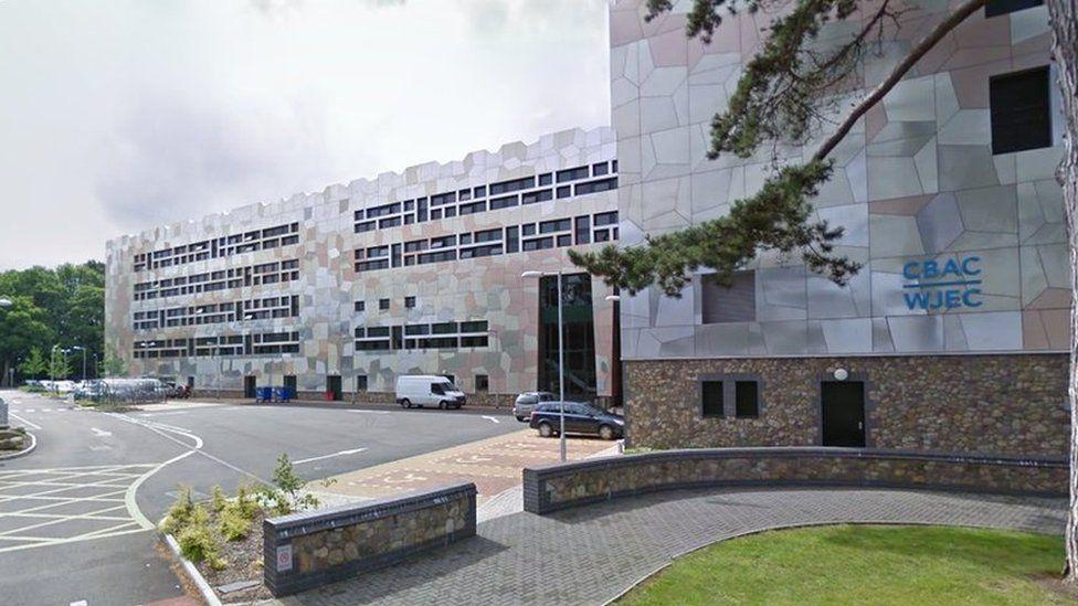 CBAC building