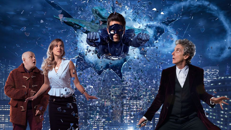 Doctor Who Christmas episode