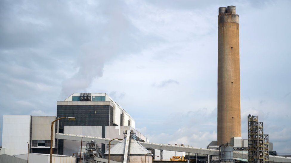 Aberthaw coal-fired power station