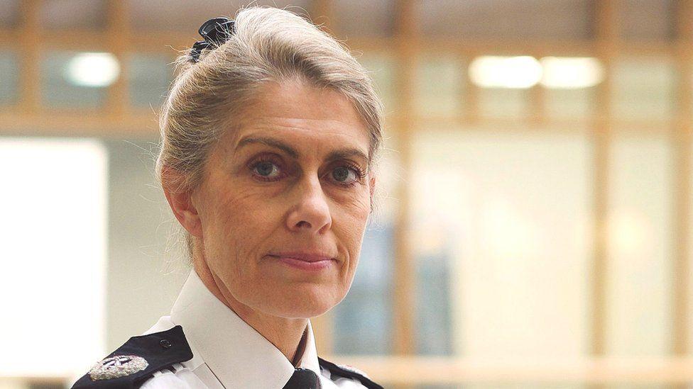 Assistant Chief Constable Nikki Watson