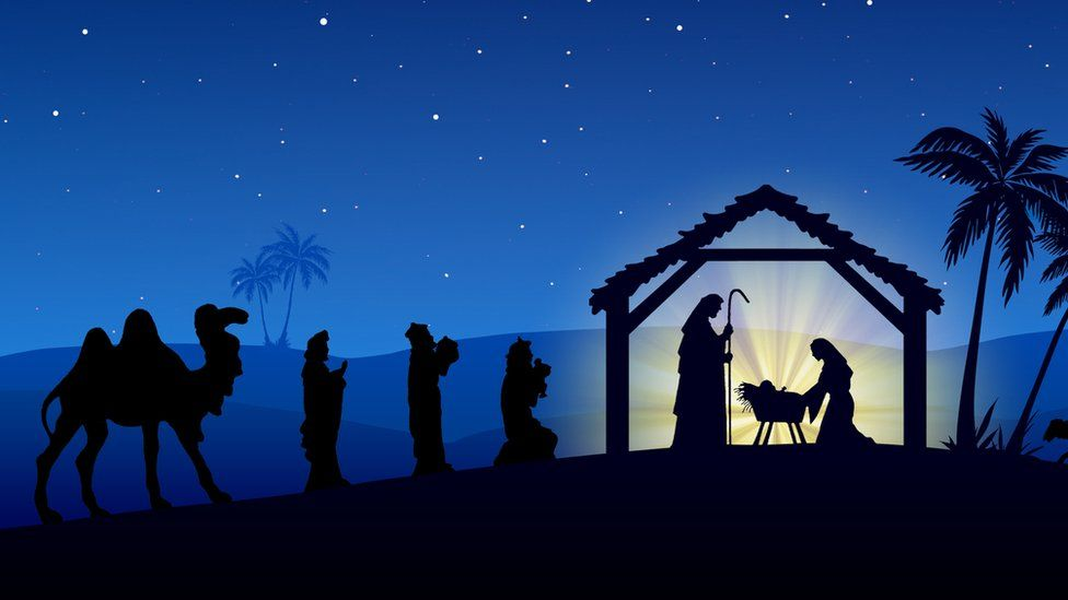 Epiphany: What is it and why do Christmas decorations come down today? -  CBBC Newsround