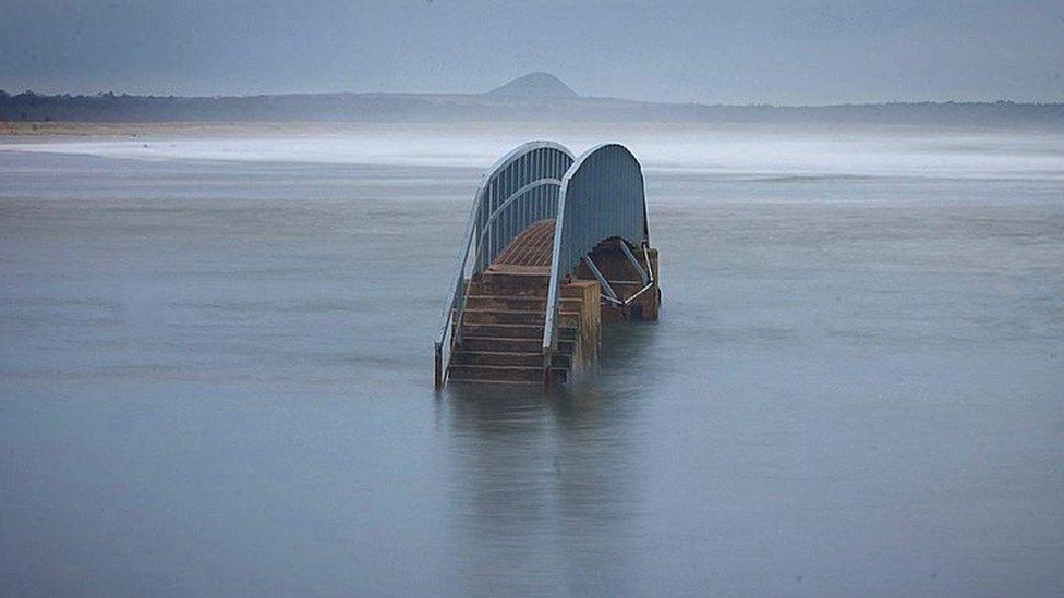 Belhaven Beach Dunbar