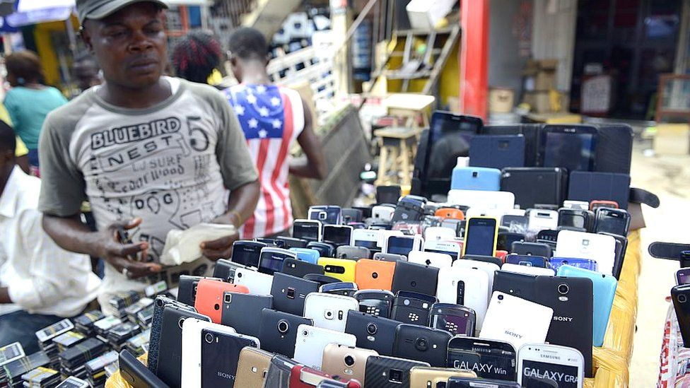 Lagos computer village