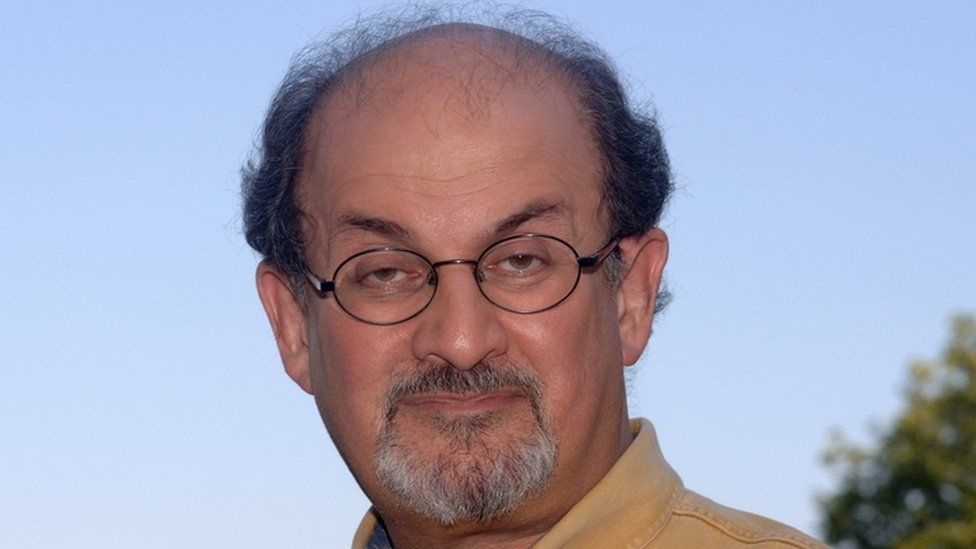 Sir Salman Rushdie to serialise book via email newsletter thumbnail