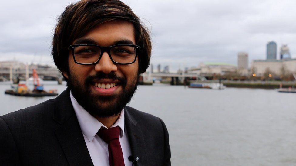 Areeq Chowdhury from youth-focused think tank Web Roots Democracy