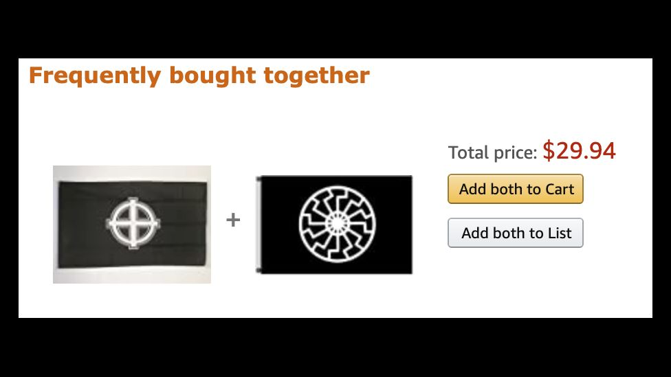 Screengrab from Amazon website