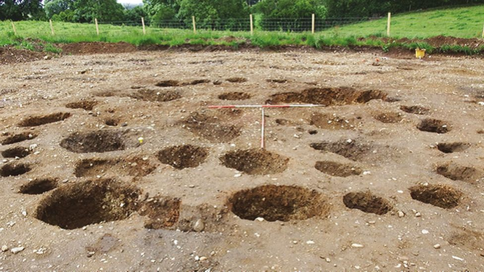 Hundreds of archaeological sites uncovered across NI