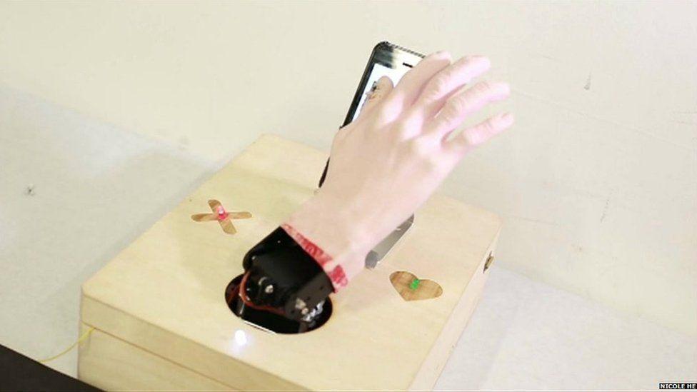 The True Love Tinder Robot
