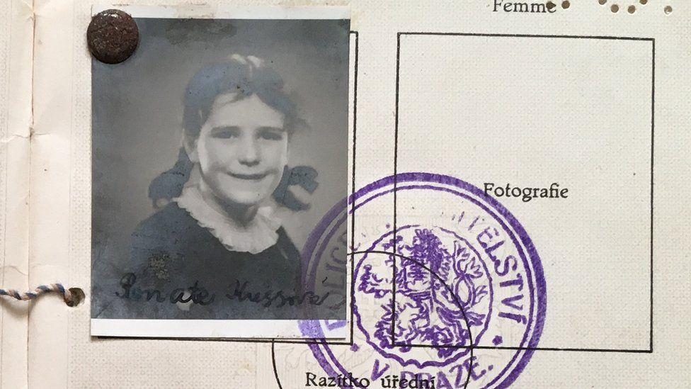 Renate Collins' documents