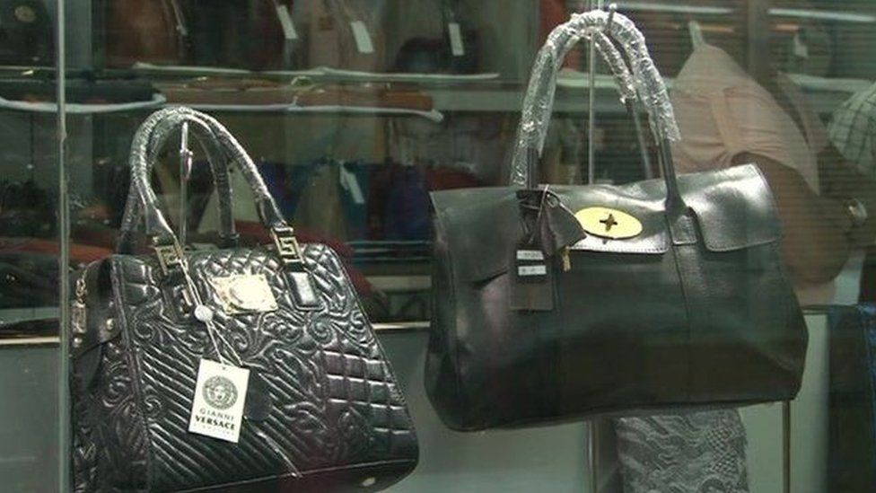 2b644580927c What s wrong with buying fake luxury goods  - BBC News