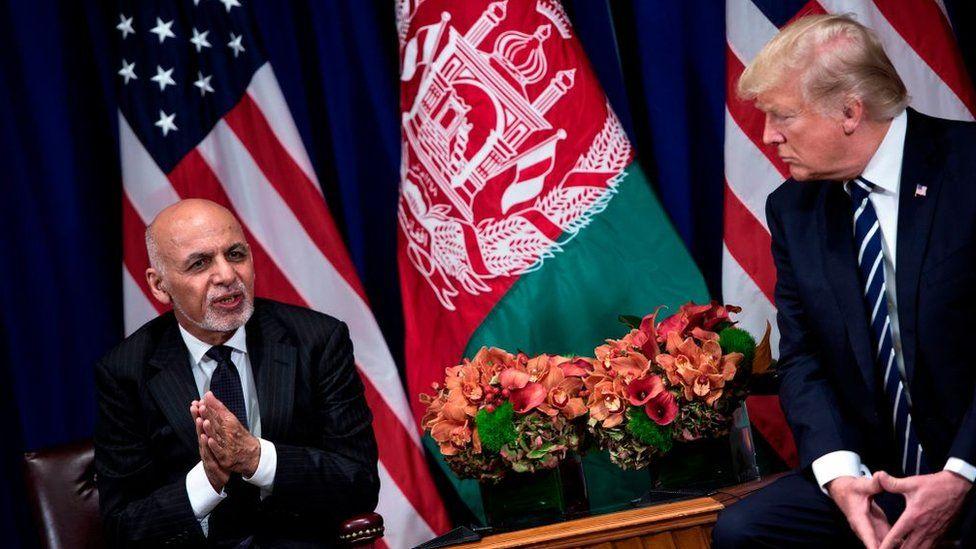 Donald Trump annule une rencontre avec les talibans