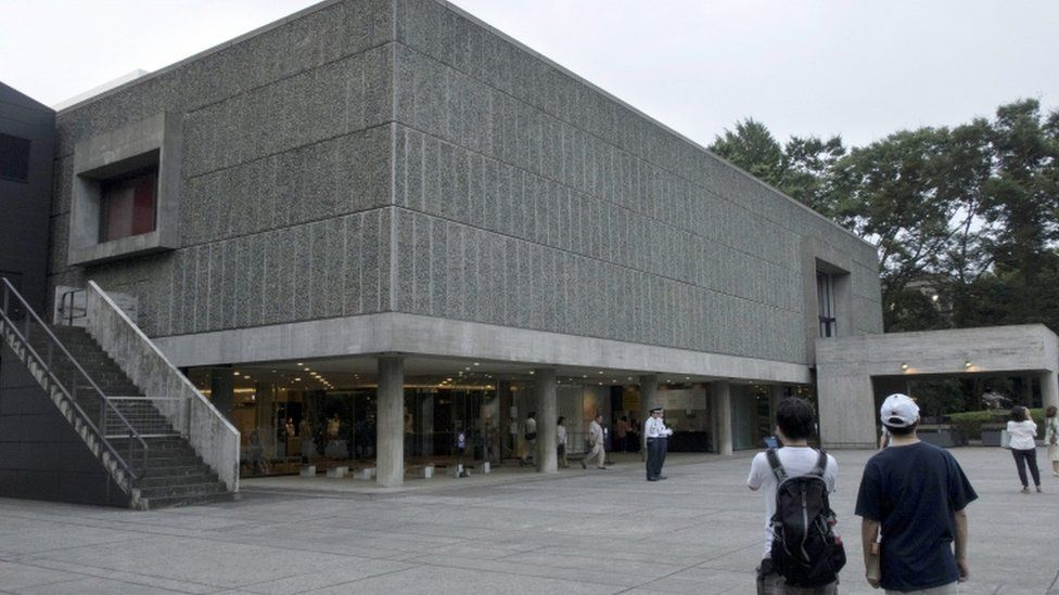 The National Museum of Western Art in Tokyo