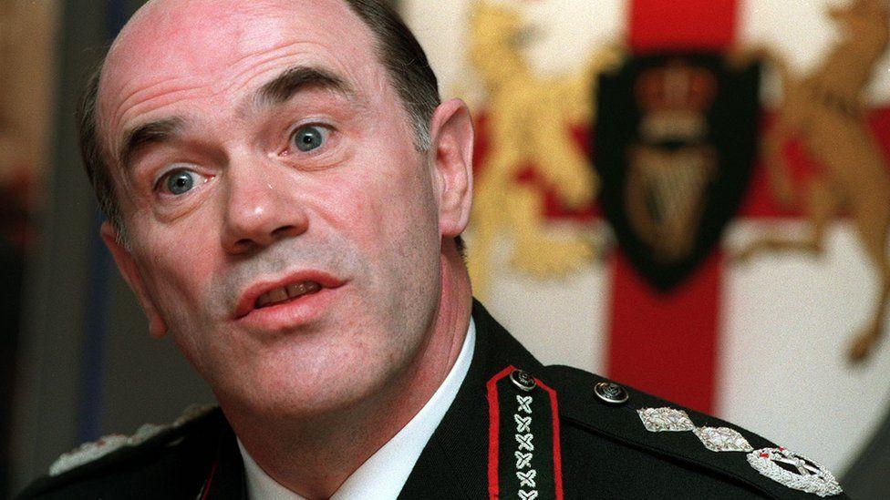 Chief Constable Sir Ronnie Flanagan