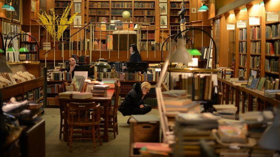 Argosy bookshop