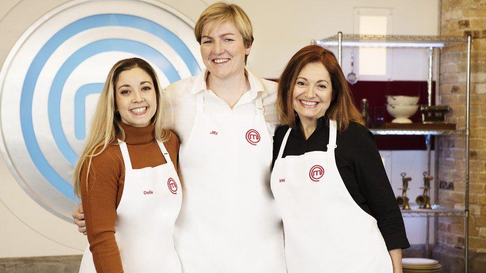 Delia Maria Asser, Jilly McCord, Irini Tzortzoglou