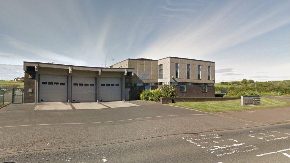 Kilwinning Fire Station
