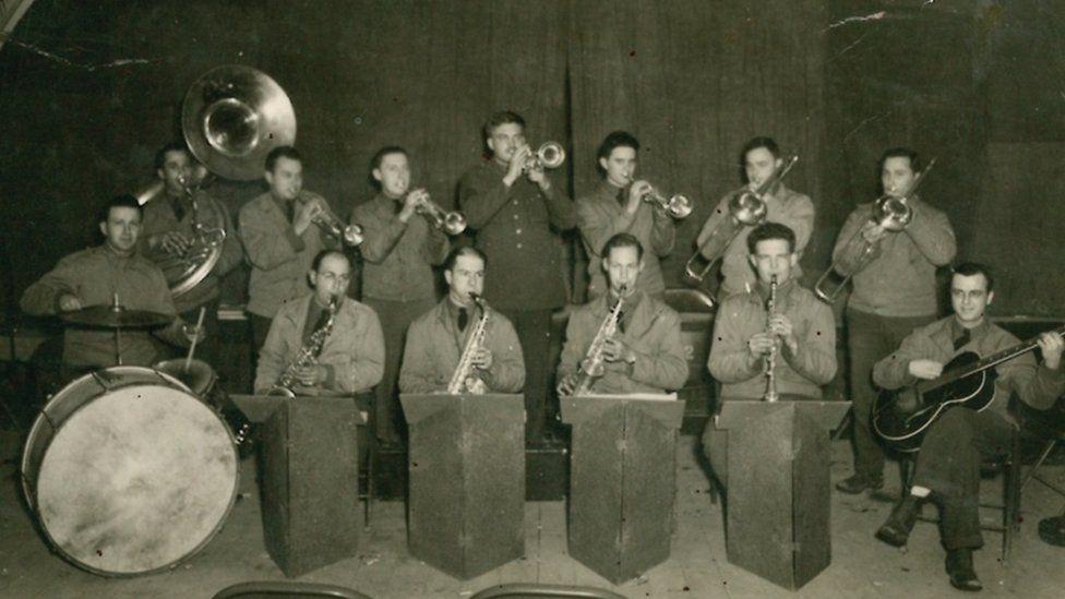 US Military band