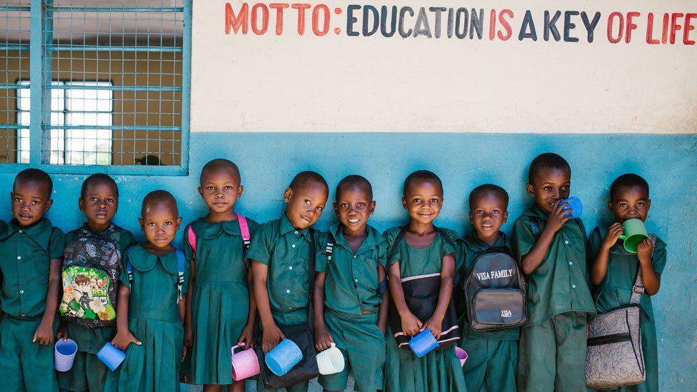 Global education funding