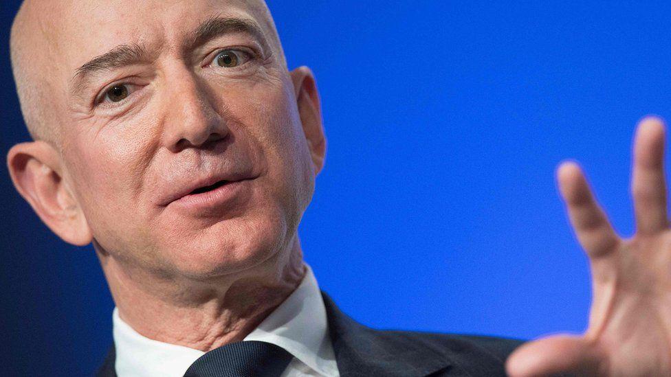 Was Jeff Bezos the weak link in cyber-security?