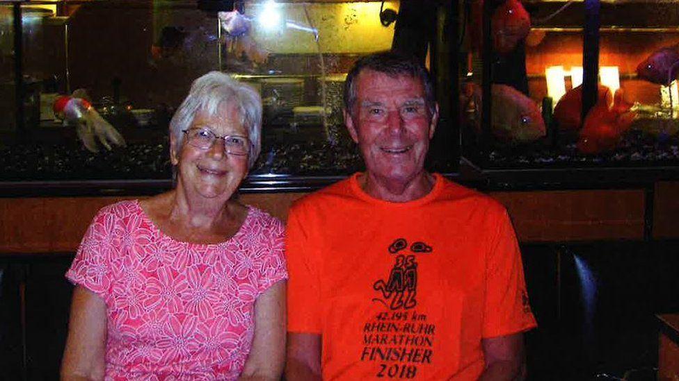 Robina and David Phillips