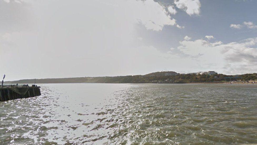 Baía sul de Scarborough