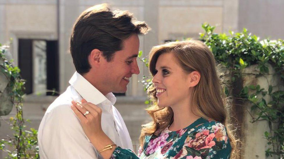 Princess Beatrice and Edoardo Mapelli Mozzi