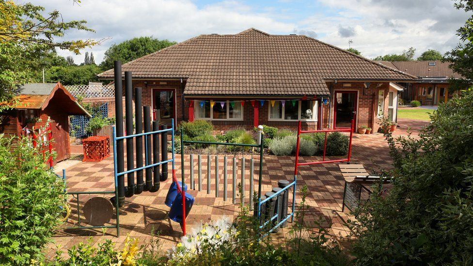 Acorns hospice in Walsall