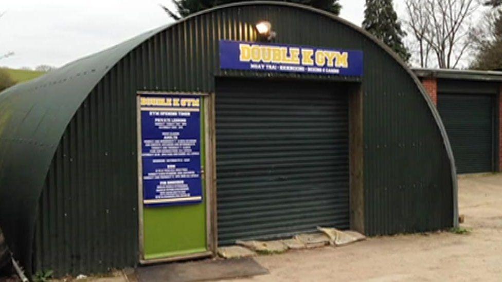 Double K Gym
