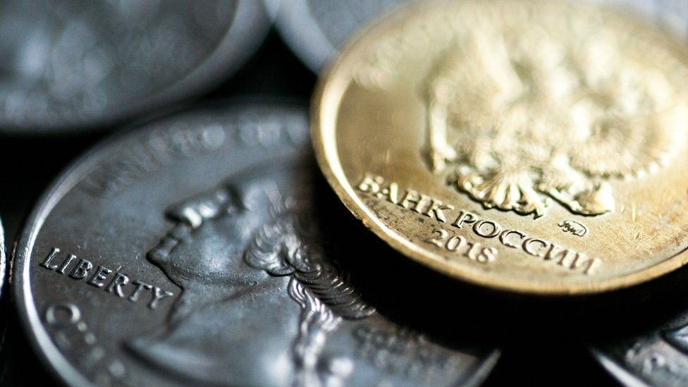 Курс рубля упал до минимума с апреля 2016 года