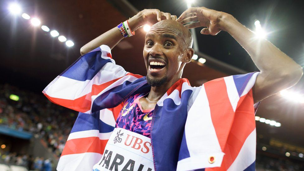 Mo is the most successful British track athlete in modern Olympic Games history.