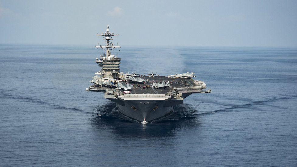 هل تستمر الهيمنة العسكرية الأمريكية في آسيا مع تقدم القوة الصينية الصاعدة؟